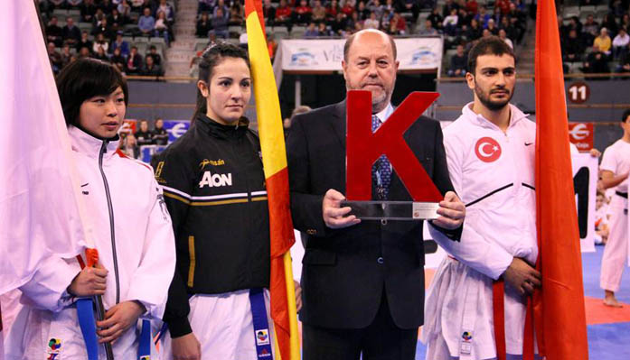 "31st ""Villa de Madrid"" International Karate Tournament"