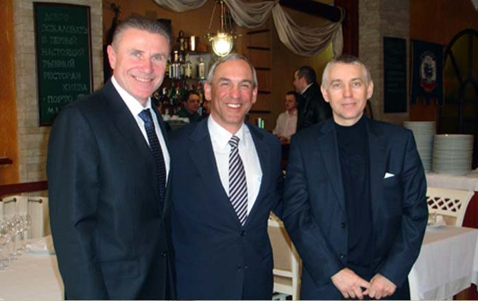 WKF meeting with the President of Ukrainian NOC - IOC