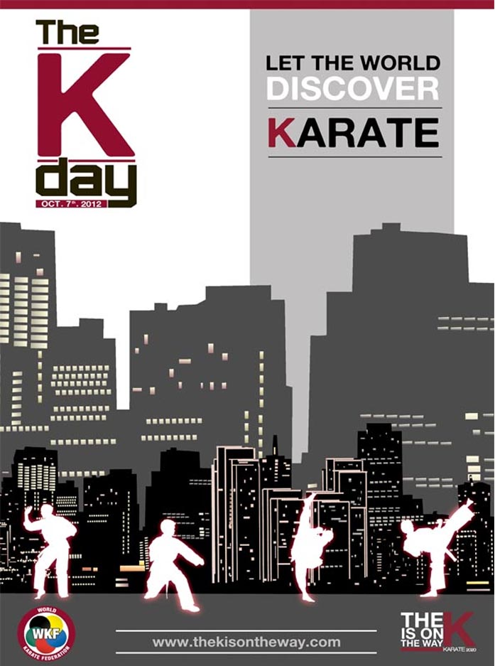 Let the World discover Karate