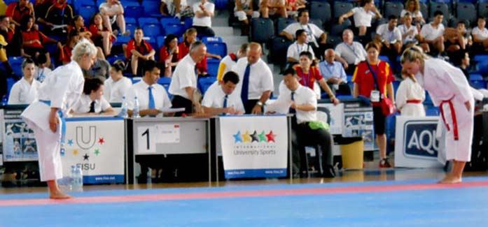 7th World University Karate Championship