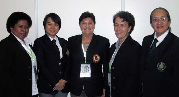 WKF Women Commission